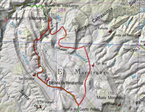 Maestrazgo 2015 – Grupo Local SEO Barcelona – ruta sierra de Palomita (2 de mayo)