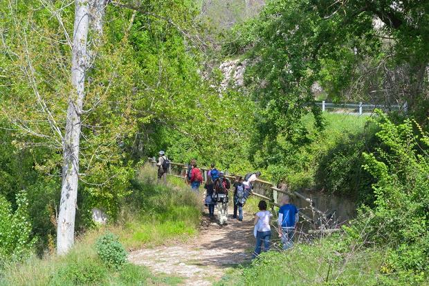 Salida río Gaià - abril 2016 - Grupo Local SEO Barcelona