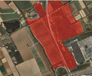 Can Dimoni campos adyacentes a la zona ZEPA