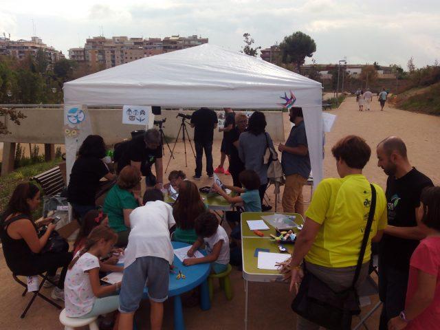 Día de las Aves 2016 - Grupo Local SEO Barcelona