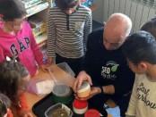 Nueva experiencia en el Grupo Local charlas para niños