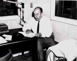 Un premio Nobel pajarero: Pablo Neruda