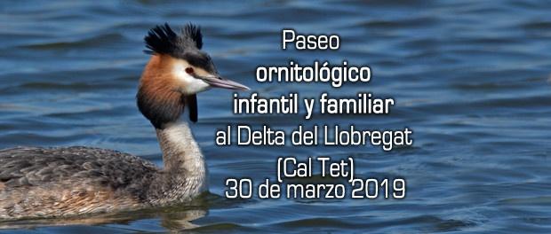 Club Aventurer@s: salida infantil y familiar a Cal Tet (delta del Llobregat)