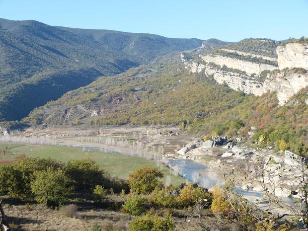 Salida ornitológica a la Terreta y Vall de Sant Gervàs – noviembre 2016 – Grupo Local SEO Barcelona