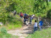 Salida rio Gaia - abril 2016 - Grupo Local SEO Barcelona
