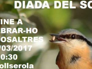 Día del socio de SEO/Birdlife- Grupo Local Barcelona