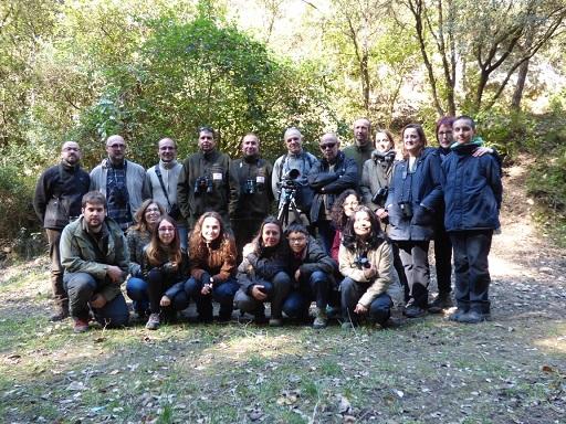 Foto de grupo (Foto de Roge Moreno)