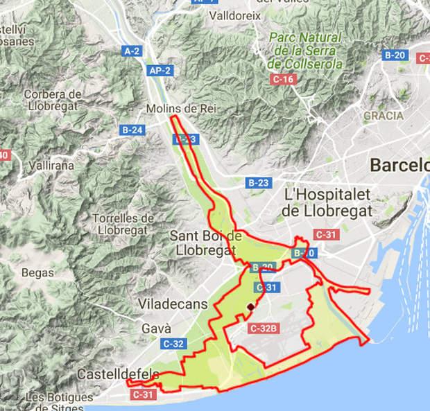 IBA ES140 - Delta del Llobregat