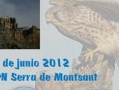 Salida al Parc Natural Serra de Montsant 2012