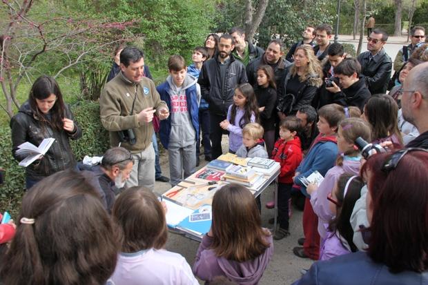 Actividad divulgativa Grupos Locales de SEO/BirdLife