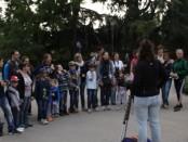 Aventurer@s en la ciudad, salida al Parque del Laberint d'Horta 02.11.2014