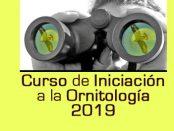 Curso de introducción a la ornitología - abril 2019